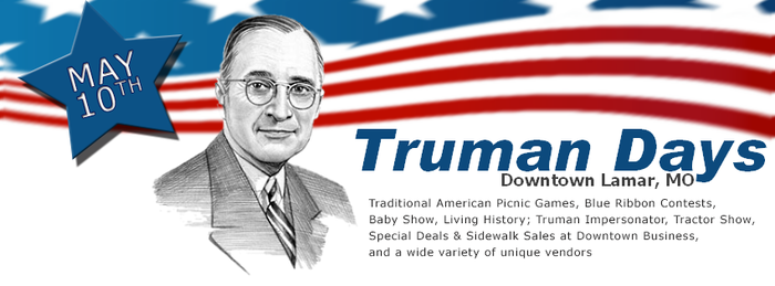 Truman Days Facebook Cover by camarilladee