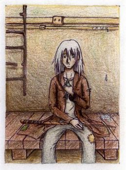 ACEO for Yone by Ka-Thea