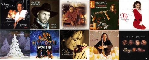 singinprincess 3 1 best selling christmas albums 1990s by espioartwork 102 - Best Selling Christmas Albums
