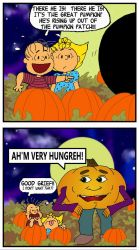 Not so Great Pumpkin by mightyfilm