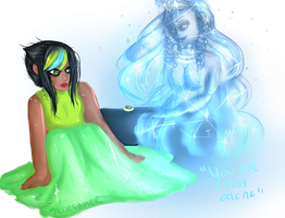 Constellation Senshi Task 2: 'You Are Not Alone' by JKDreamer