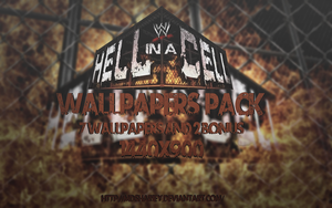 Hell in a Cell wallpapers pack by MDSHar1ey