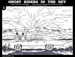 8. Ghost Riders by Supernatural-Fleet