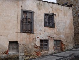 Asturias 17077 - Decay House by HermitCrabStock