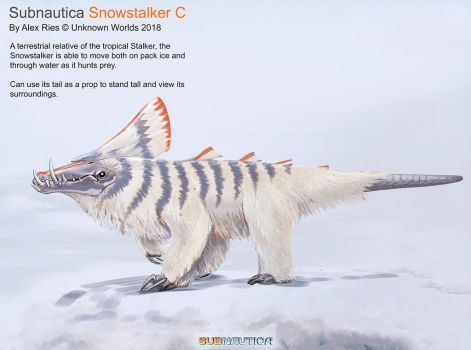 Snowstalker C by Abiogenisis