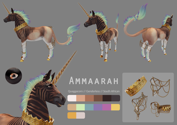 Ammaarah Second Life Reference by Chubby-Kirin