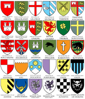Heraldry of Aiers by Shabazik