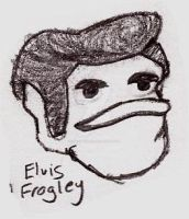 Elvis Frogley by UnicronHound