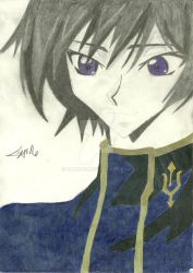Lelouch by came11e