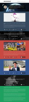 Like A Physicist - Blog redesign by luciano-infanti
