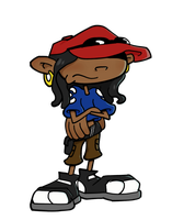 Numbuh 5, GKND styled by man5ray