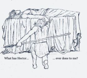 What has Hector ever done to me? by BrightSideStudios