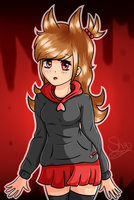 Tori [Eddsworld] by Wika4007