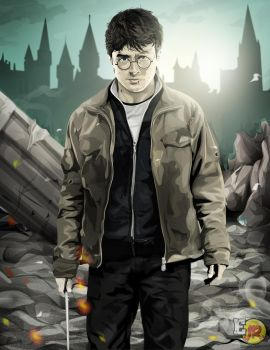 Harry Potter - It all Ends by satoshi21