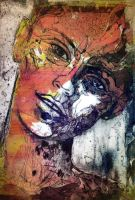 Collagraph - Deconstructing self by JetJames