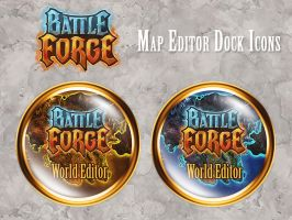 BattleForge Mapeditor Icons by Kaldrax