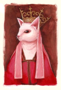 The Empress by maina