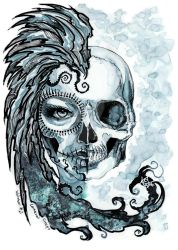 Day Of The Dead by KeyD