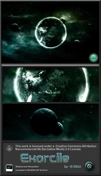 Exorcile Wallpaper Pack by 878952