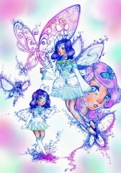 Sailor  Butterfly by sunnight1