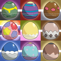 Alolan Pokemon Eggs - Part 2