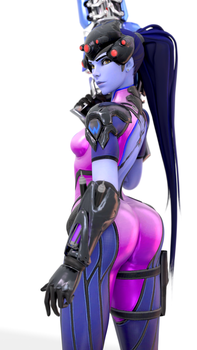 Overwatch (16 - Widowmaker [B]) by AdeptusInfinitus