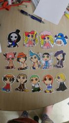 Mayfirerose Stickers!  by mayfirerose