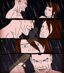 Daken and me by kishire22