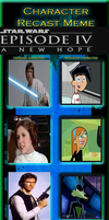 MFP's Star Wars Episode IV - A New Hope by MarioFanProductions