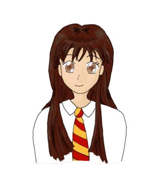 Gryffindor Girl by starsparkle