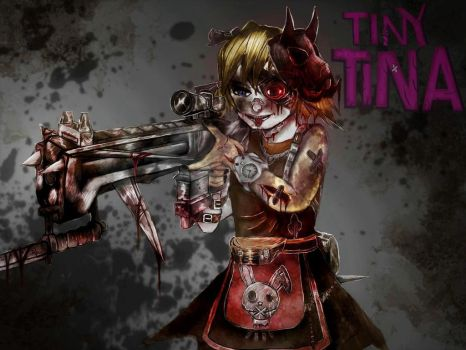 tiny tina badass edition by NathanielRhodes