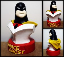 Space Ghost Bust by IgorGosling