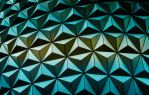 Epcot Green/Blue by nonculture