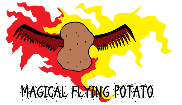Mystical Potato by Phoenixkingached