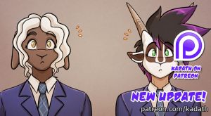 The Pleasure Principle -  Page 39 Preview by KadathArt