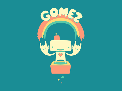 Wallpaper: Gomez by knitetgantt