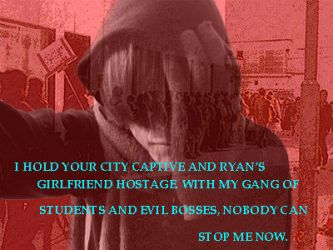 I Have Ryan's Girlfriend by evaunit666