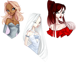 Winx requests by 3ephyra