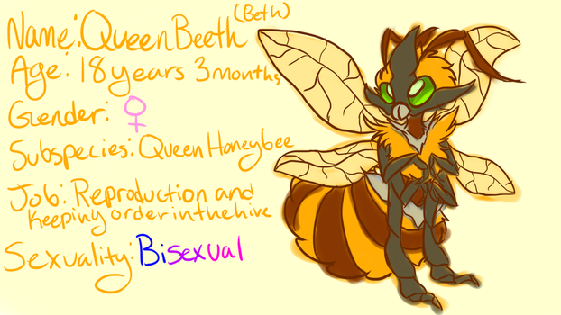 Queen Beeth by KilaTheKitty