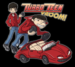 Turbo Teen Vroom! by SouthParkTaoist