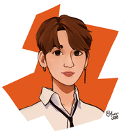 Jungkook by TheGingerMenace123