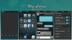 Blue Celcius Release by Whiteboy997