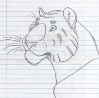 Another Tiger by Dragimal