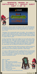 Graphical Design in Castlevania 2 - Part 1 of 10 by Cyangmou