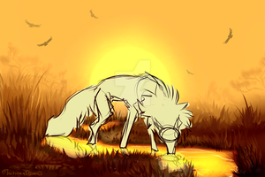YCH: The Vultures' Sun (CLOSED) by MischievousRaven