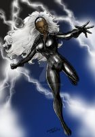 Storm Fury by xmed