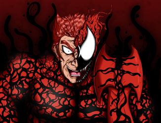 Maximum Carnage by Agent-Jin