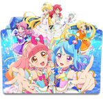 Aikatsu Friends! v2 by EDSln