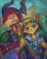 [Paladins] The Thief and The Greed by Zeitzbach