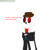Sans and Children Question #11: Coca Cola by cjc728